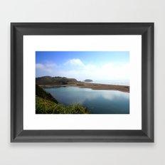 Sonoma Serenity  Framed Art Print