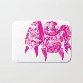 minima - slowbot 005 Bath Mat