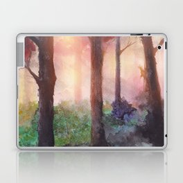 Into The Forest VII Laptop & iPad Skin