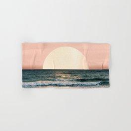 Summer Sunset Hand & Bath Towel