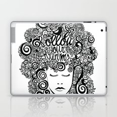 Follow your Dreams Laptop & iPad Skin