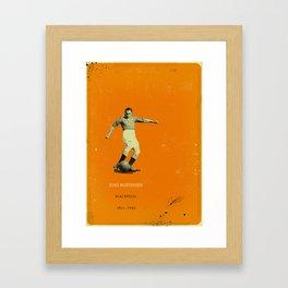Blackpool - Mortensen Framed Art Print