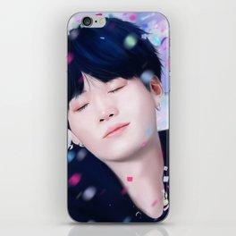 Confetti - Suga (YNWA) iPhone Skin