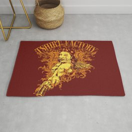 Russian Roulette  Rug
