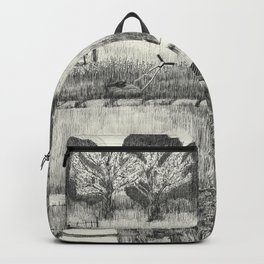 Old Man's Domain Backpack