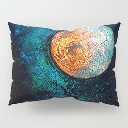 Mars and Luna Pillow Sham