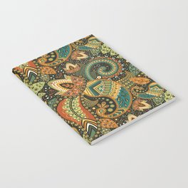 Paisley & Love Notebook