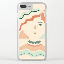 Inspired by Sophia Clear iPhone Case
