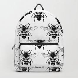 The Bee's Knees Black Backpack