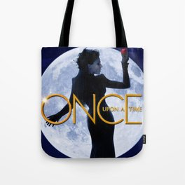 LONG LIVE THE EVIL QUEEN Tote Bag