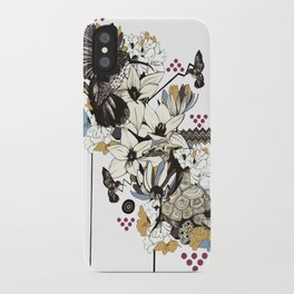 Hummingbird River iPhone Case
