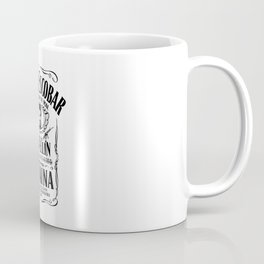 Blanca Pura Cocaina Coffee Mug
