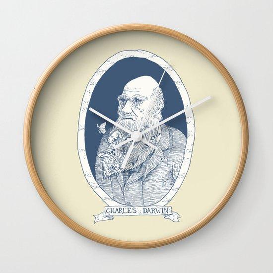 By Darwin's Beard Wall Clock