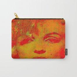 Sad Marilyne Carry-All Pouch