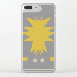 Dessert Star Clear iPhone Case