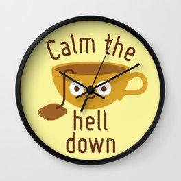 Anxietea Wall Clock