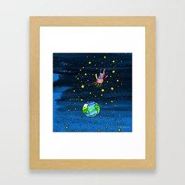 Boundless  Framed Art Print