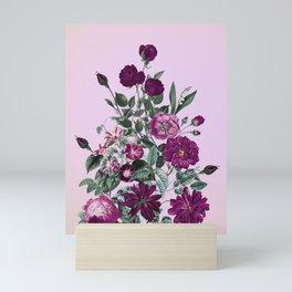 Romantic Garden III Mini Art Print