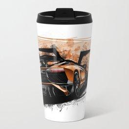 Lamborghini Aventador LP 750-4 SV Travel Mug