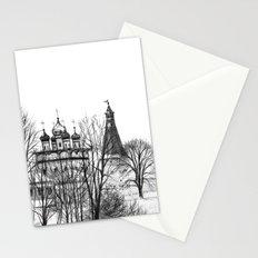 Iossifo-Volotsky Monastery SK02P Stationery Cards