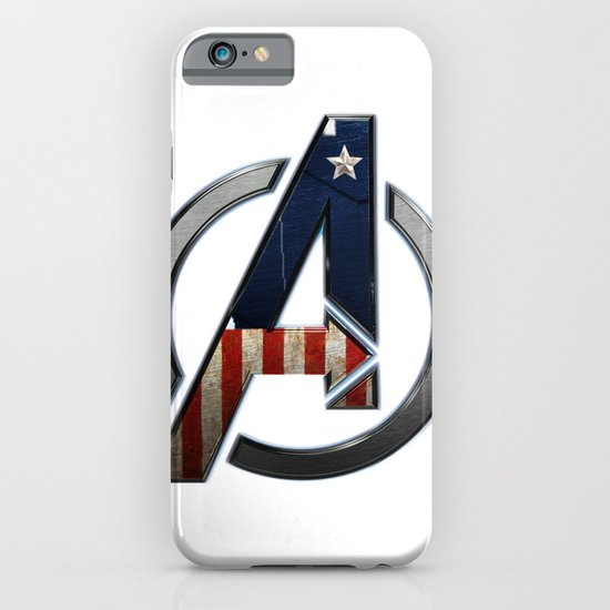 UNREAL PARTY 2012 THE AVENGERS  CAPTAIN AMERICA  iPhone & iPod Case