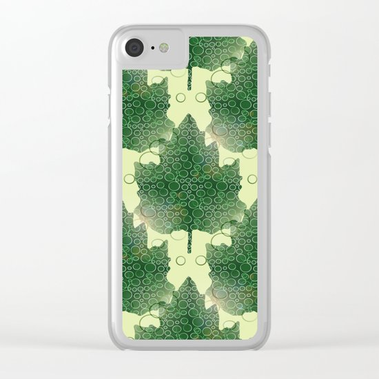 Nature At Its Best Clear iPhone Case