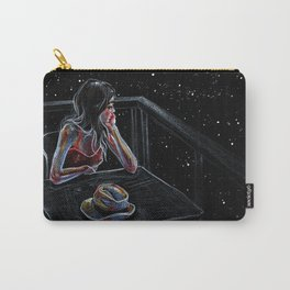 Wait for a Star Carry-All Pouch
