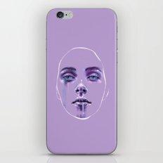Masks We Wear iPhone & iPod Skin