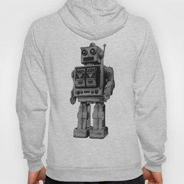 Vintage robot Hoody