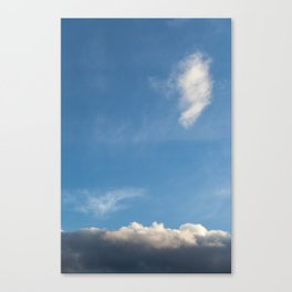 Sky 04/27/2014 20:20 Canvas Print