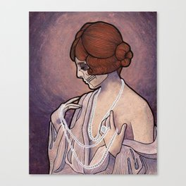 Ruth Canvas Print
