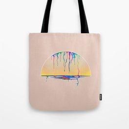 SATURATED SUNRISE Tote Bag