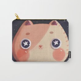 Cat Astro Carry-All Pouch