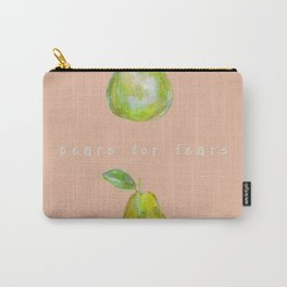 Pears for Fears Carry-All Pouch