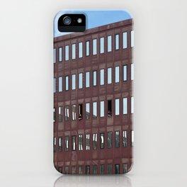 Amsterdam Conversation iPhone Case
