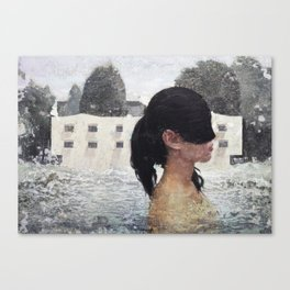 Reality Memories Canvas Print