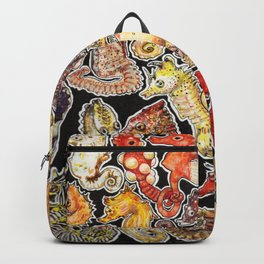 Sea horses Backpack