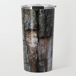 Tree Bark close up Travel Mug