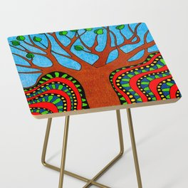 Earth to Sky Side Table