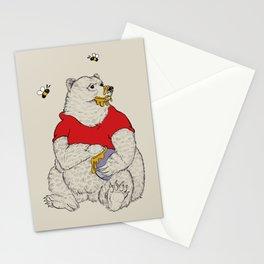 Silly ol' Bear Stationery Cards