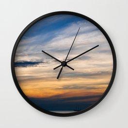 Jupiter Sky Wall Clock