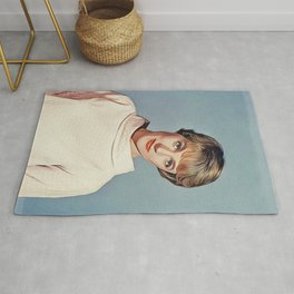 Julie Andrews, Movie Legend Rug