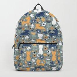 Cat Garden Backpack