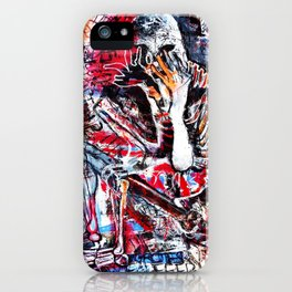 Buried Alive iPhone Case