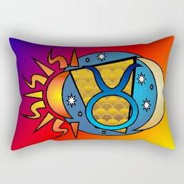 astrology,Taurus Rectangular Pillow