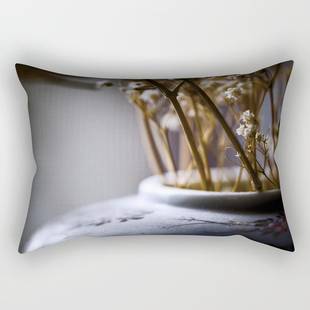 Cold Light Of Day Rectangular Pillow RPW8325197
