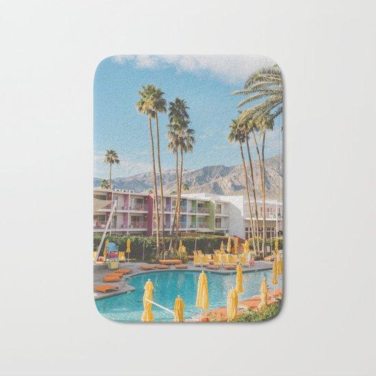 Palm Springs Saguaro Bath Mat