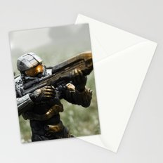 Covering Fire Stationery Cards