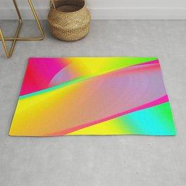 Rainbow series I Rug