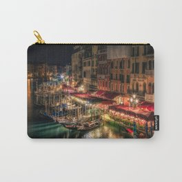 Canal Grande Venice Carry-All Pouch